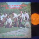 LOS CANARIOS BLANCOS LP MI LEJANA AMADA PARAGUAY _946