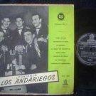 """LOS ANDARIEGOS 10"""" VOL I ARGENTINA_59866"""