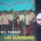 LOS ALFONSINOS LP SERPENTINA FOLK PARAGUAY _57000
