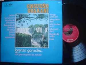 LORENZO LEGUIZAMON LP ENSUENO GUARANI  ARGENTINA_52939