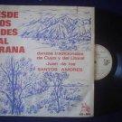 JUAN DE LOS SANTOS AMORES  LP DESDE LOS ANDES ARGENTINA