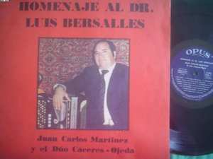 JUAN CARLOS MARTINEZ LP HOMENAJE A B ARGENTINA_59532