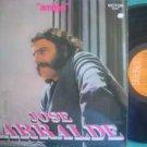 JOSE LARRALDE LP AMIGO FOLKLORE ARGENTINA_50448