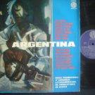 JORGE CAFRUNE-LEOPOLDO FEDERICO  LP ARGENTINA ARGENTINA