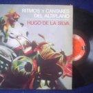 HUGO DE LA SILVA BOLIVIA LP RITMOS DEL ALTIPLANO  ARGEN
