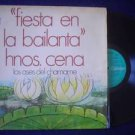 HERMANOS CENA LP FIESTA EN LA CHAMAME  ARGENTINA_16067