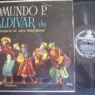 EDMUNDO P.  ZALDIVAR H  LP 4 FOLKLORE ARGENTINA_10919