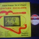 DUO QUINTANA-ESCALANTE LP CONJUNTO PARAGUAYO_51122