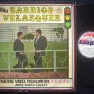 DUO BARRIOS-VELAZQUE LP LAS NUEVAS VOCES PARAGUAY  ARGE