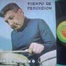 DOMINGO CURA LP TIEMPO DE PERCUSION DIFF COV  ARGENTINA