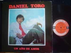 DANIEL TORO LP UN ANO DE AMOR FOLK  ARGENTINA_8793