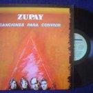 CUARTETO ZUPAY LP CANCIONES PA ARGENTINA_8362