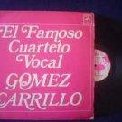 CUARTETO GOMEZ CARRILLO  LP EL FAMOSO FOLK  ARGENTINA_5