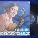 COCO DIAZ LP Y QUE SIGA EL BAILE  ARGENTINA_45323