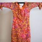 Psychadelic Vintage Key Moda Dress