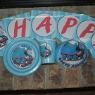 Thomas the Train PERSONALIZED PARTY SUPPLIES