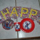 Spider-man Personalized Birthday Party Supplies