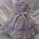 Lilac Floral   XS Dress