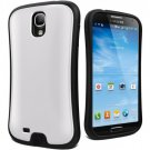 Cygnett Fitgrip Case for Samsung Galaxy S4  White / Black Free  Screen Protector