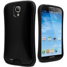 CYGNETT BLACK FITGRIP HYBRID CASE FOR SAMSUNG GALAXY S4 - CY1184CXFIT