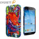 Cygnett Art Series Hard Case - Samsung Galaxy S4 - TATS CRU-New York Grafity
