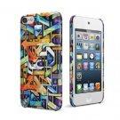 "Cygnett ICON Tats Cru ""The Bronx"" Graffiti Art iPhone 5/5S Case Screen Protector"