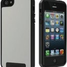 Cygnett CY0865CPAPO Apollo Case for iPhone 5 / 5S White/Grey + Screen Protector
