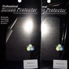 2x Clear LCD Front+Back 2in1 Screen Protector Cover Guard Film for iPhone 5/5S