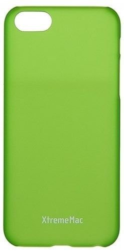 XtremeMac IPP-MLCP 53 Hard Plastic Case for iPhone 5c Microshield  Green Apple