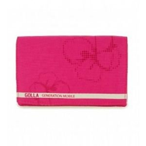 Golla Bags Generation Mobile Smart Phone Wallet Lichen Pink CG945 Free Shipping