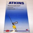Atkins 50207-K Temp Probe Chisel Tip Immersion Type K