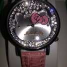 Dazzling Pink Hello Kitty Watch