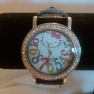 Hello Kitty Watch Dazzled (Black)