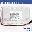 Yale HSA3500/HSA3800 2000mA Alarm Control Panel Backup Battery GP60AAS6BMX HSA3501
