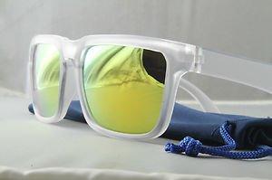 Retro 80s SPORT sunglasses mirrored style Great for ski snow SEVERAL COLORS
