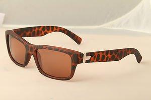 Retro 80s surfer sunglasses Matte frame lens vintage style BALLER high-roller