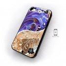 Water color Design Art iPhone 4 Case