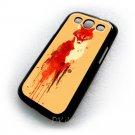 The fox, the forest spirit Design Art Samsung Galaxy S3 i9300 case