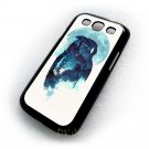 Midnight Owl Design Art Samsung Galaxy S3 i9300 case