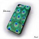 peacock peafowl Art Design iphone case 4,4g,4s Cover Hard Cases