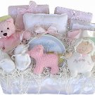 Elegant Treasures Gift Basket (Girl, Boy or Neutral)