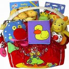 Celebration New Baby Gift Basket