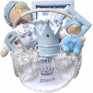 Little Prince Baby Gift Basket
