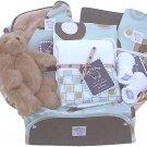 Metro Baby Gift Basket