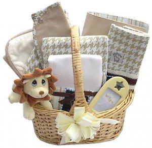 Uptown Baby Gift Basket