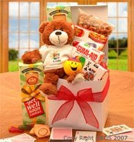 A Touch Of Get Well Soon Sunshine Care Package