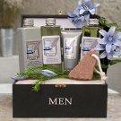 Men's Bath Retreat