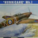 1/24 HAWKER HURRICANE MK I TRUMPETER NEW