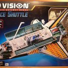 1/72 SPACE SHUTTLE 4D VISION NEW