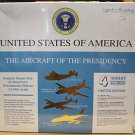 1/144 4 KITS PRESIDENCY AIRFORCE 1 COLLECTION MINICRAFT